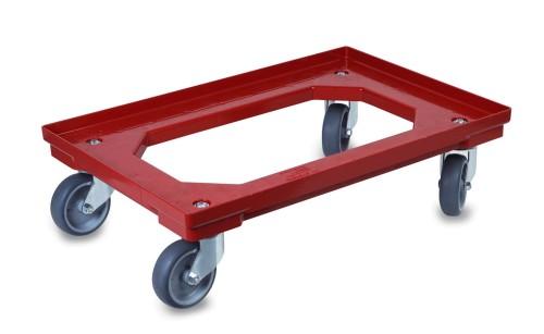 Nowoczesna architektura Wózek transportowy na skrzynki 600x400 DD-24.PL RJ68
